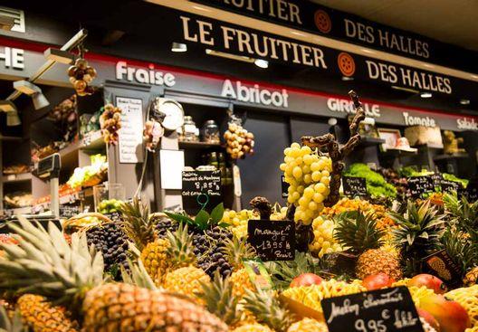 Fruitier des Halles