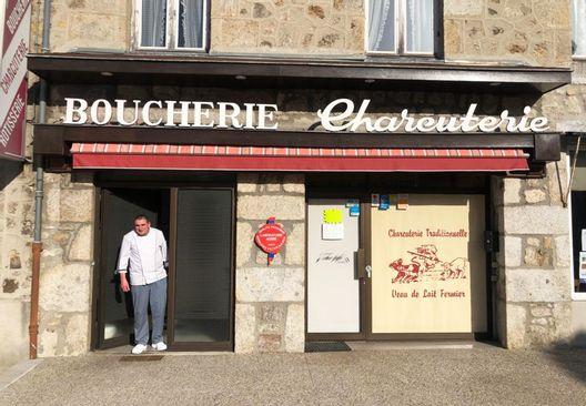 Boucherie Franc