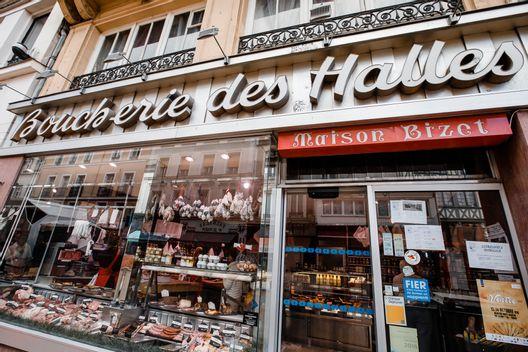 Boucherie des Halles - Maison Bizet