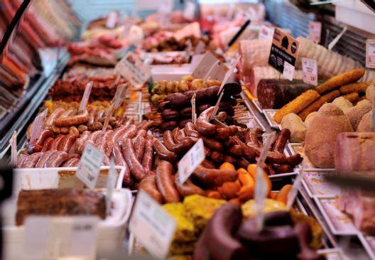 Boucherie de la Place Sainte Cécile