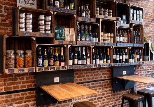 Les Frères Pinard - Épicerie & bar à vins