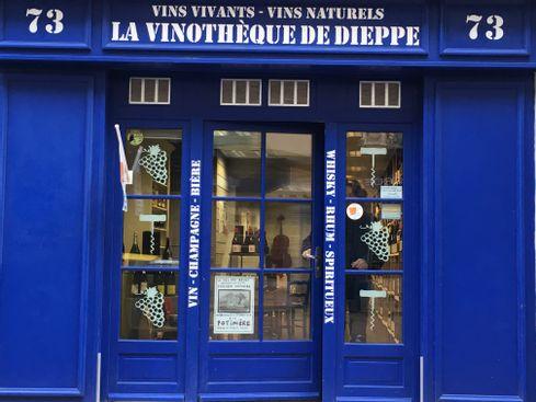 La Vinothèque de Dieppe