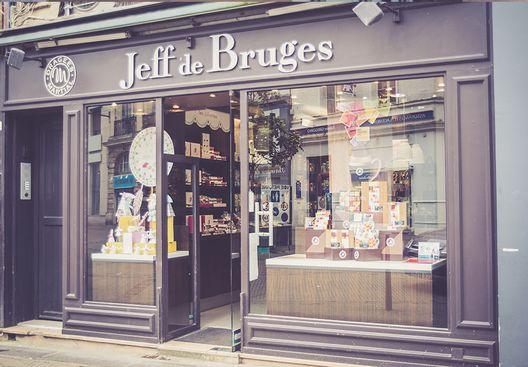 Jeff de Bruges - Dieppe