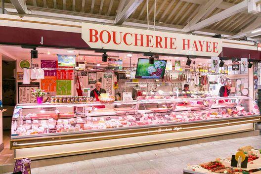 Boucherie Hayée