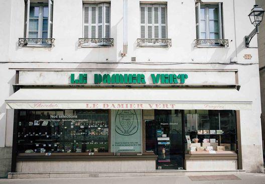 Le Damier Vert