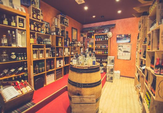 Le Jef - La cave à vins -