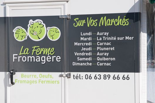 La Ferme Fromagère - Carnac