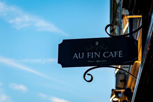 Au Fin Café