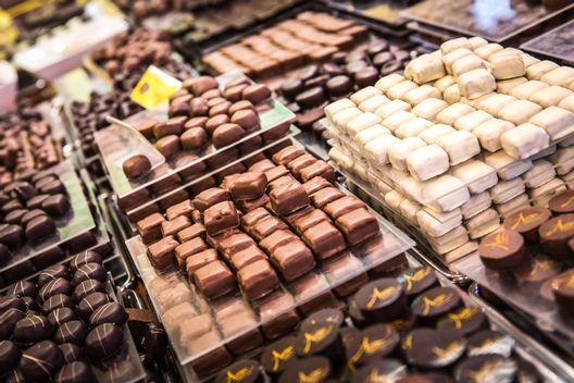Chocolaterie Auzou - Les Halles