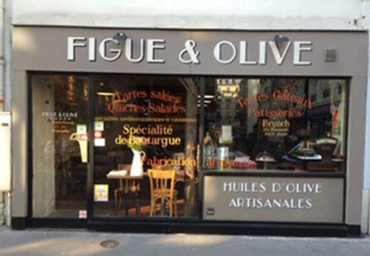 Figue et olive
