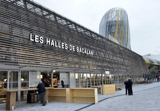 Halles de Bacalan - Le Potager