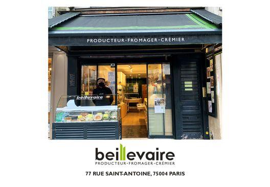 Fromagerie Beillevaire - Paris 4ème