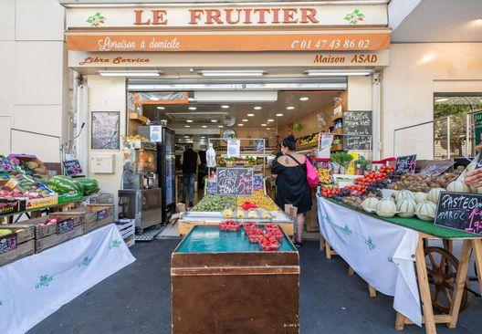 Le fruitier - Maison Asad