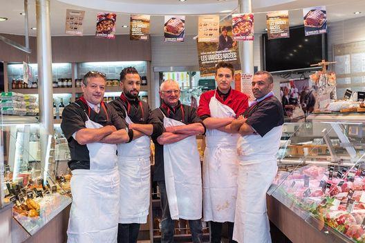 Grande Boucherie de la Plaine Monceau
