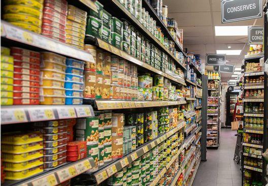 Supermarché Diagonal