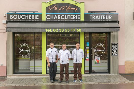Boucherie Charcuterie Yvoury