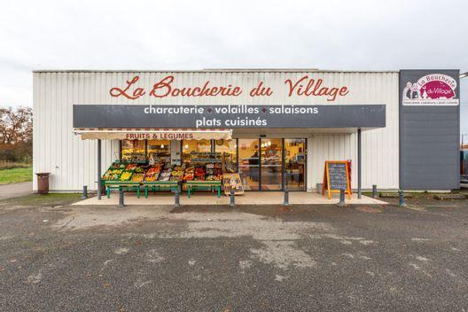 La Boucherie du Village