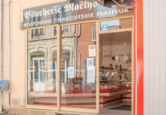 Boucherie Maelys