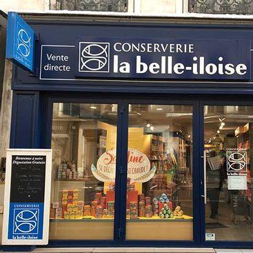 Conserverie la belle-iloise - Paris
