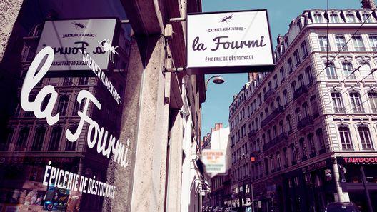 La Fourmi - Valmy