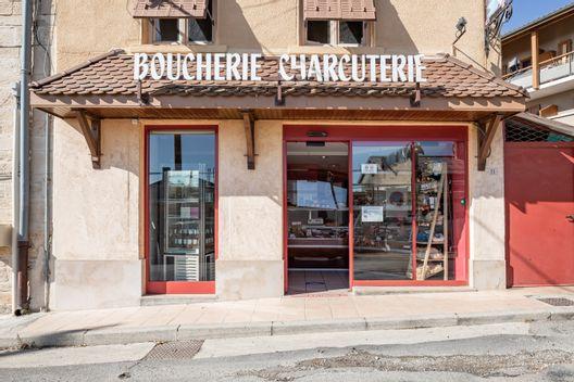 Boucherie de Roche