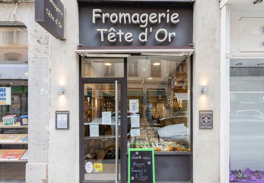 Fromagerie Tête d'Or - Lumière