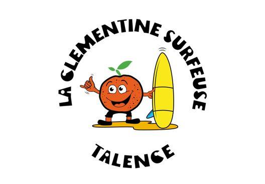 La Clémentine Surfeuse