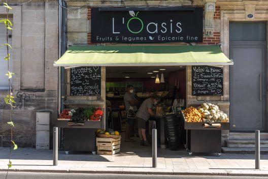 L'Oasis Saint-Medard en jalles