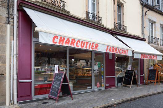 Boucherie charcuterie Lancrel