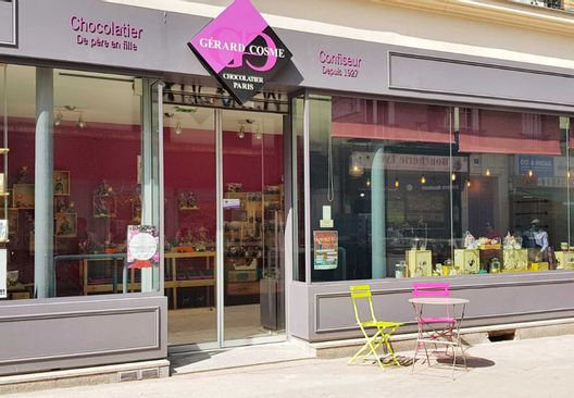 Chocolaterie Cosme - Montreuil