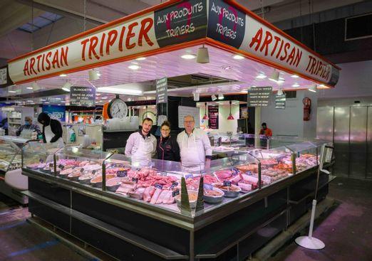 Tripiers du marché Piscine Billancourt