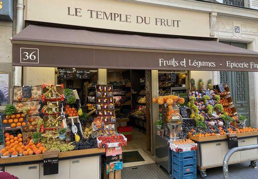 Temple du Fruit