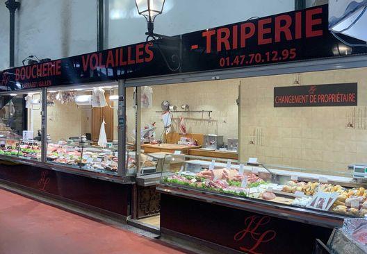 Boucherie Larrazet