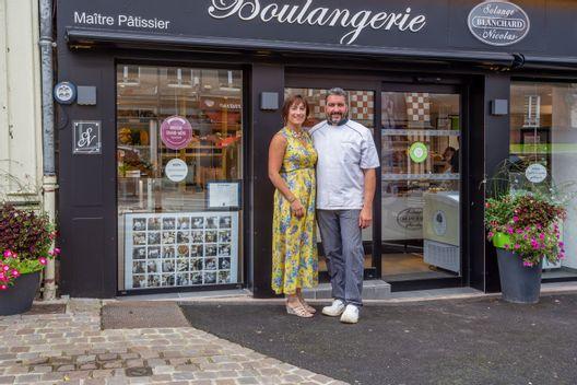 Boulangerie Pâtisserie Blanchard