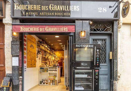 Boucherie des Gravilliers
