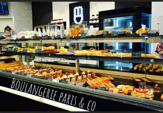 Boulangerie Paris and co convention