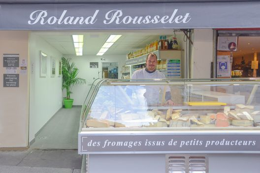 Fromagerie Roland Rousselet affineur