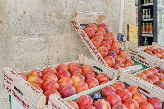 Au Temps des Fruits