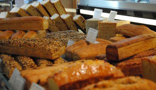 Bakery art gallery