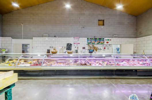 Boucherie au paradis bio
