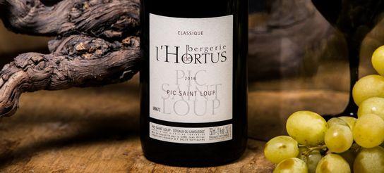 Pic Saint Loup - Bergerie de l'Hortus