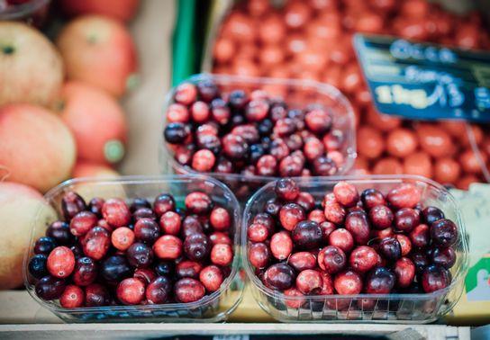 Cranberries Fraiches