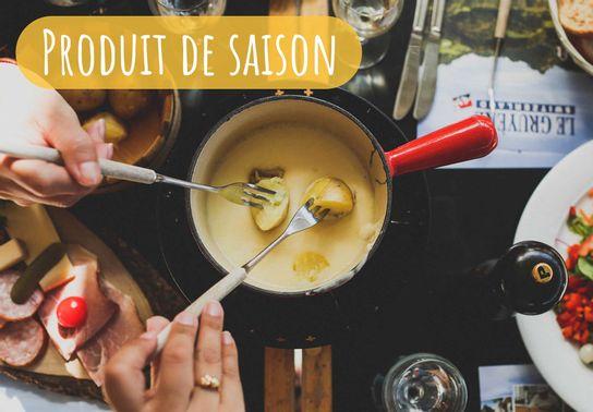 Sachet fromage fondu - 2/3 personnes