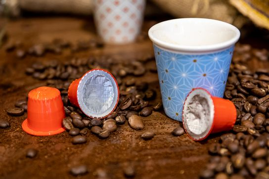 Capsules - café Cameroun - Compatibles Nespresso