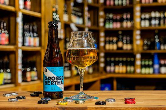 BRUSSELS BEER PROJECT – Grosse Bertha