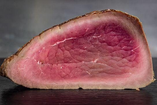 Rôti de bœuf cuit - 2 tranches