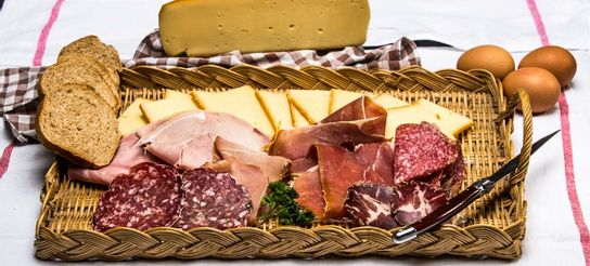 Assortiment Raclette