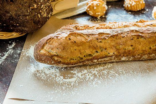 Baguettes Graines 3 + 1 Offerte ! (Uniquement le Mardi)