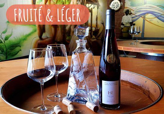 Pinot Noir d'Alsace - Domaine Hubert Reyser - 2016