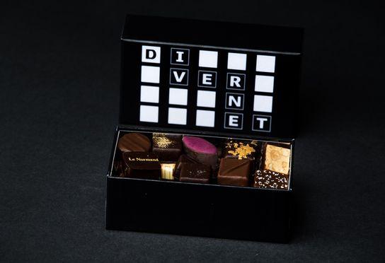 Ballotin de chocolats Maison N°1